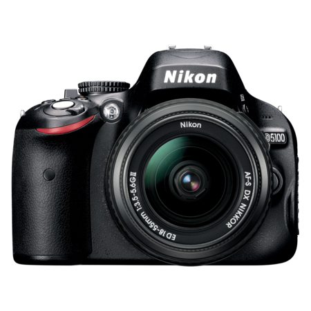 Nikon D5100 kit 18-55mm ED II