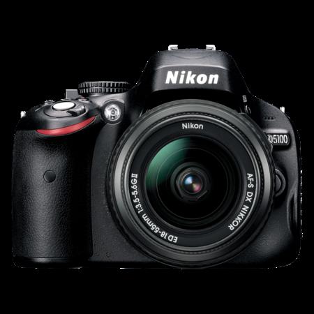 Nikon D5100 kit 18-55mm ED II