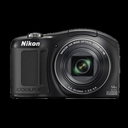 Nikon COOLPIX L620 (Black)