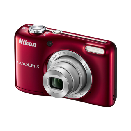 Nikon COOLPIX L27 (red)