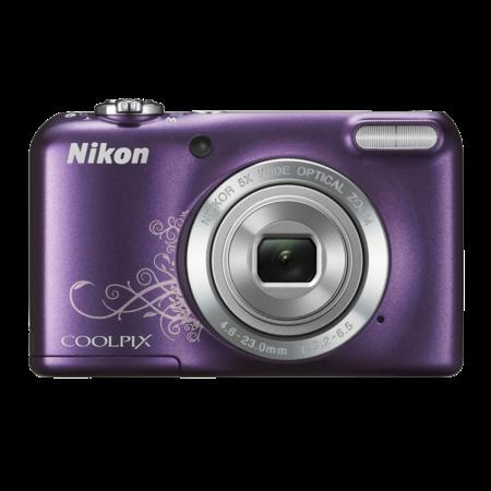 Nikon COOLPIX L27 (purple lineart)