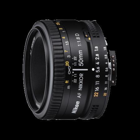 Nikon 50mm f/1.8D AF NIKKOR