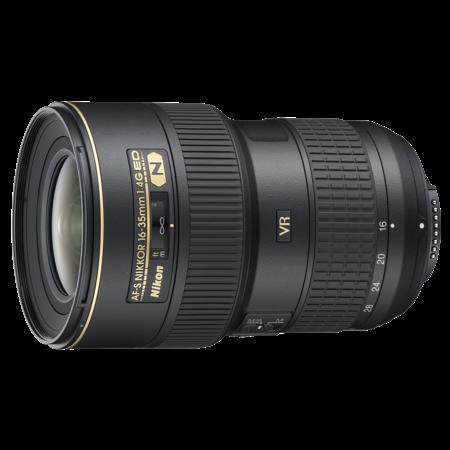 Nikon 16-35mm f/4G ED VR AF-S NIKKOR
