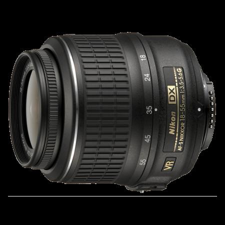 Nikon 18-55mm f/3.5-5.6G VR AF-S DX NIKKOR
