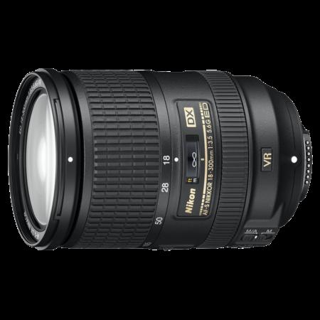 Nikon 18-300mm f/3.5-5.6G ED VR AF-S DX NIKKOR