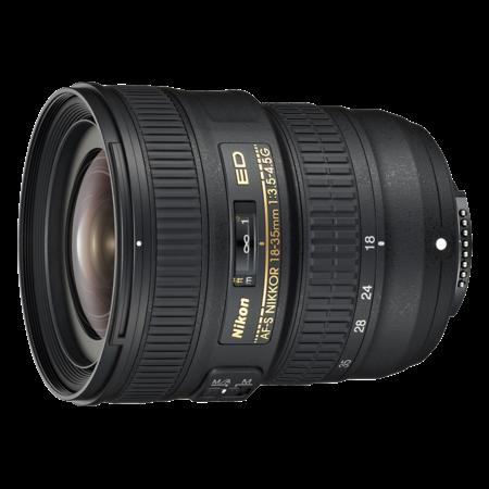 Nikon 18-35mm f/3.5-4.5G AF-S NIKKOR