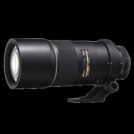 Nikon 300mm f/4D IF-ED AF-S NIKKOR
