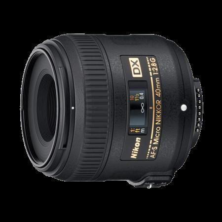 Nikon 40mm f/2.8G ED AF-S DX Micro NIKKOR