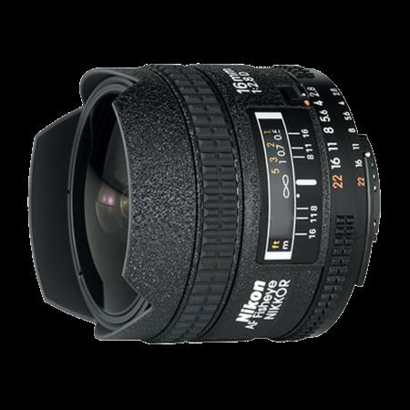 Nikon 16mm f/2.8D AF FISHEYE NIKKOR