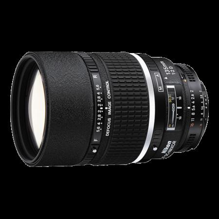 Nikon 135mm f/2D AF DC NIKKOR