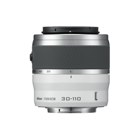 Nikon 1 NIKKOR VR 30-110mm f/3.8-5.6 (white)