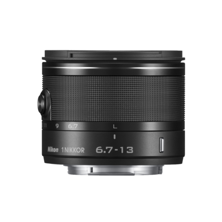 Nikon 1 NIKKOR VR 6.7-13mm f/3.5-5.6 (black)