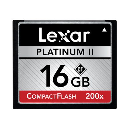 Lexar Compact Flash 16GB 200x