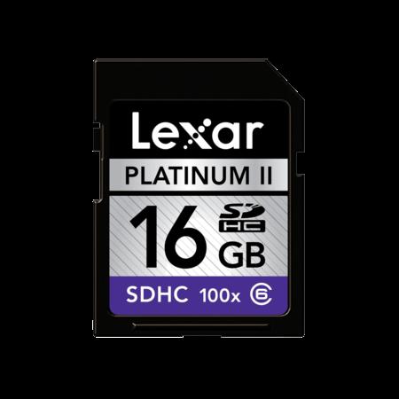 Lexar SDHC 100x 16GB