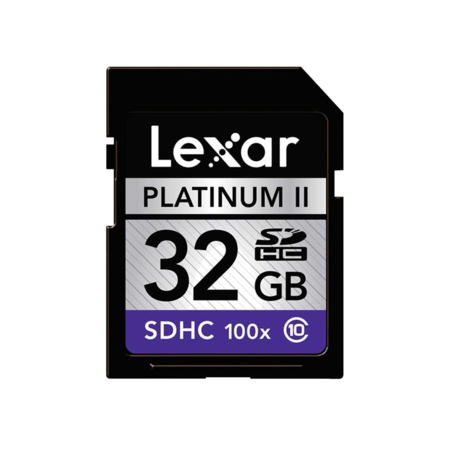 Lexar SDHC 100x 32GB