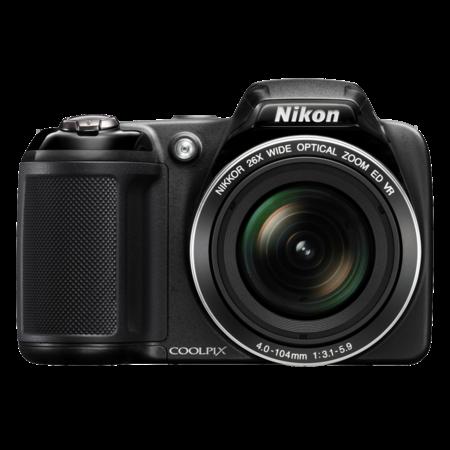Nikon COOLPIX L330 (black)