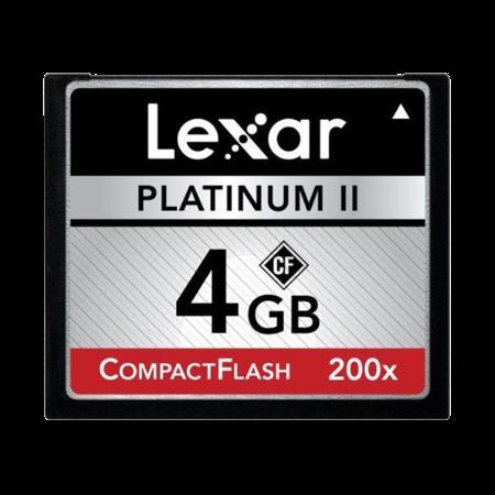 Lexar Compact Flash 4GB 200x