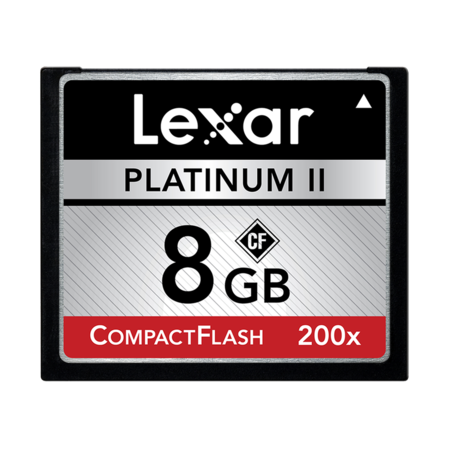 Lexar Compact Flash 8GB 200x
