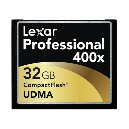 Lexar Professional Compact Flash 32GB 400x