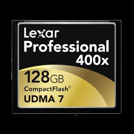 Lexar Professional Compact Flash 128GB 400x