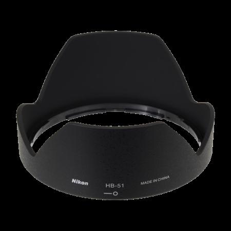 Nikon HB-51 Lens hood for 24mm f/1.4G
