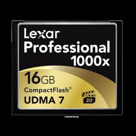 Lexar Professional Compact Flash 16GB 1000x