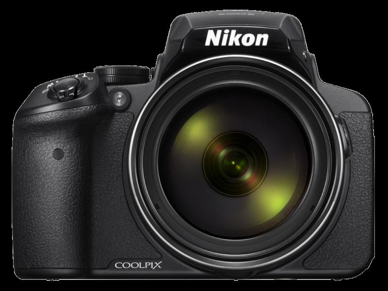 COOLPIX P900 (black)