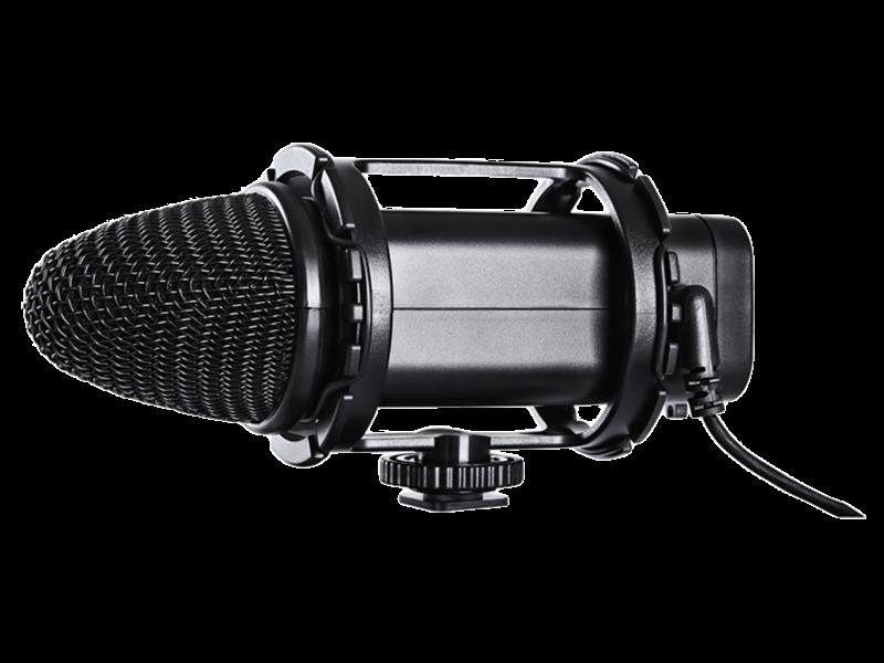 Microfon Boya By-v02 - Stereo Video Condenser Microphone