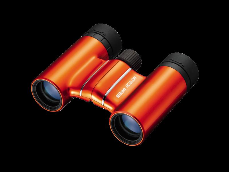 Binoclu Outdoor Nikon Aculon T01 8x21 (orange)