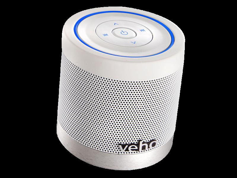 Accesoriu Digital Veho 360 Bluetooth Wireless Speaker (ice White)