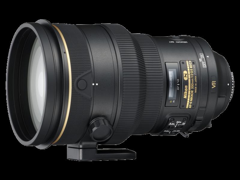 200mm f/2G IF-ED VR II AF-S NIKKOR imagine 2021