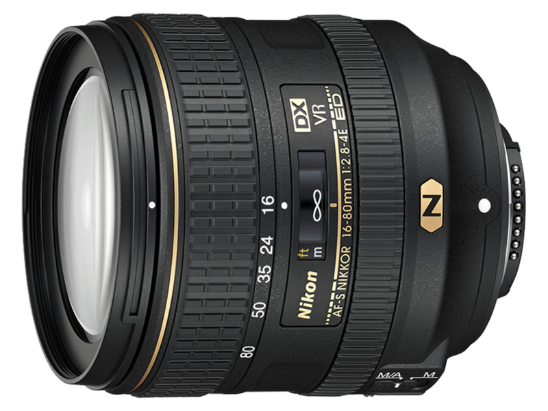 Imagine 16 80mm F2.8 4e Ed Vr Af s Dx Nikkor