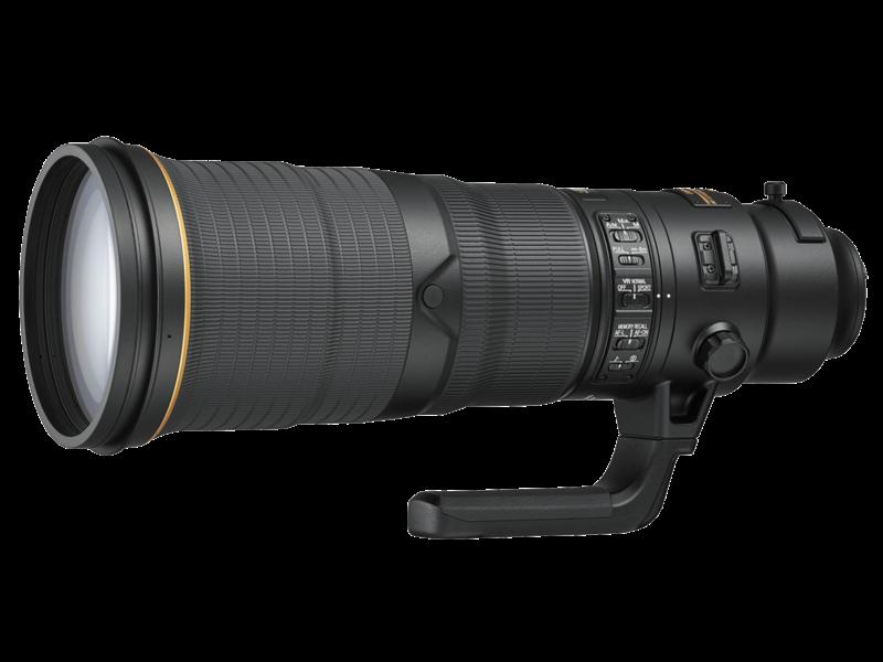 500mm f/4E FL ED AF-S VR NIKKOR