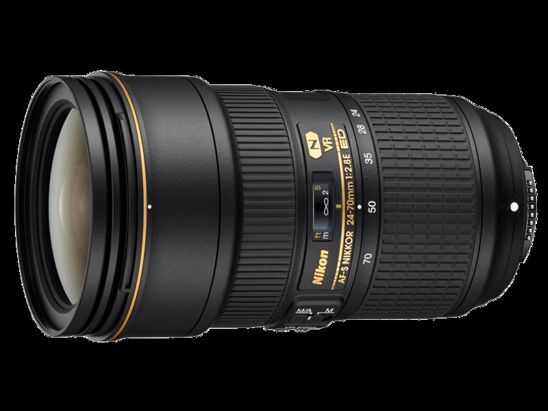 24-70mm f/2.8E ED VR AF-S NIKKOR imagine 2021