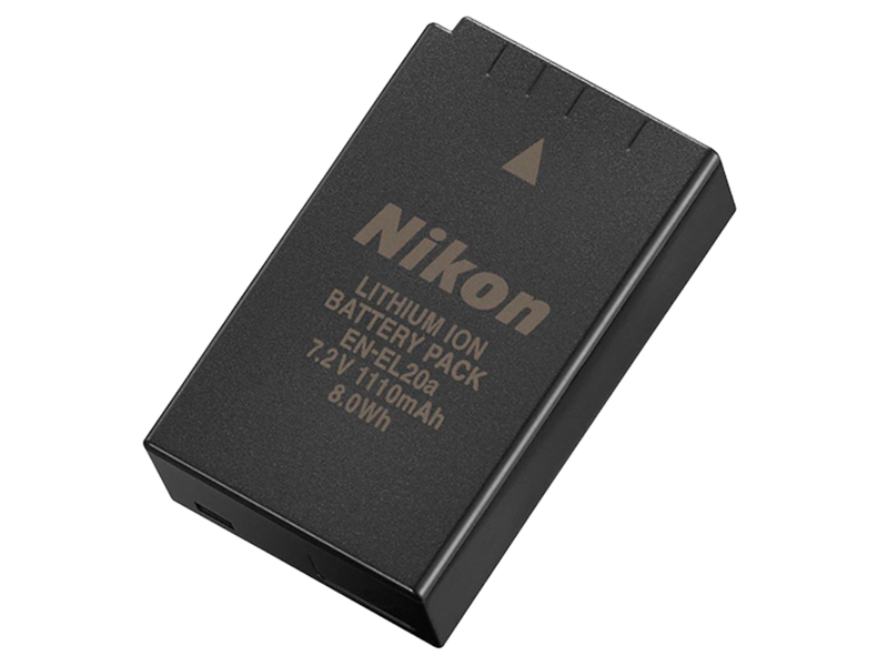 EN-EL20a - P1000, Nikon 1 V3