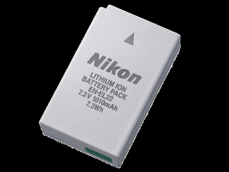 EN-EL22 - Nikon 1 J4, S2