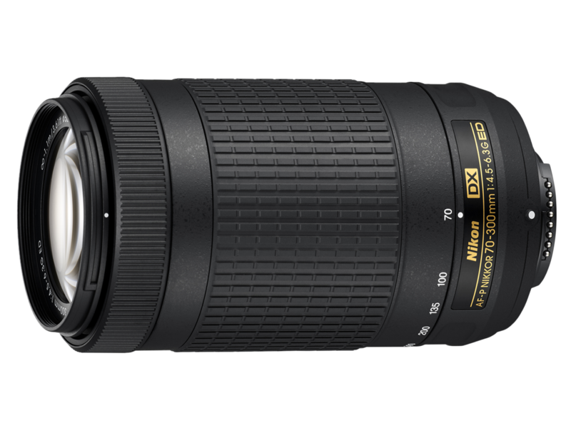 70-300mm f/4.5-6.3G ED AF-P DX NIKKOR imagine 2021