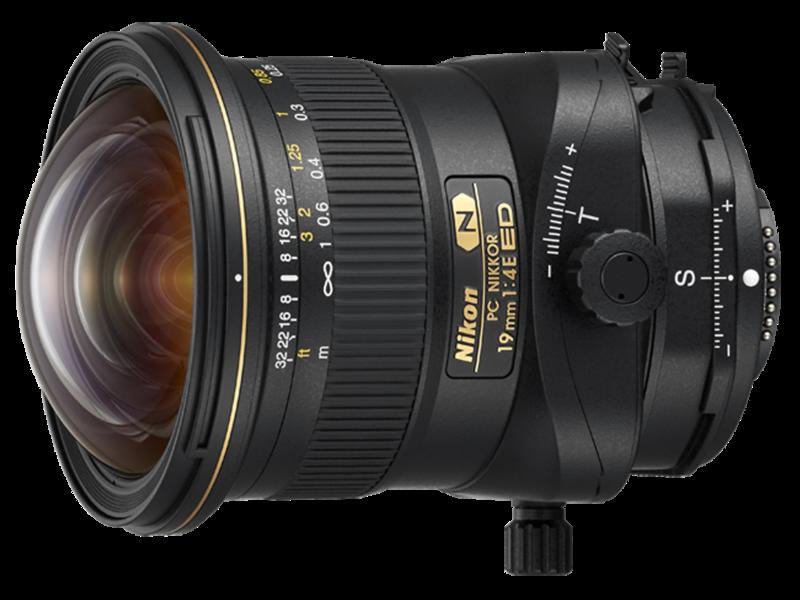 19mm f/4E ED PC NIKKOR imagine 2021