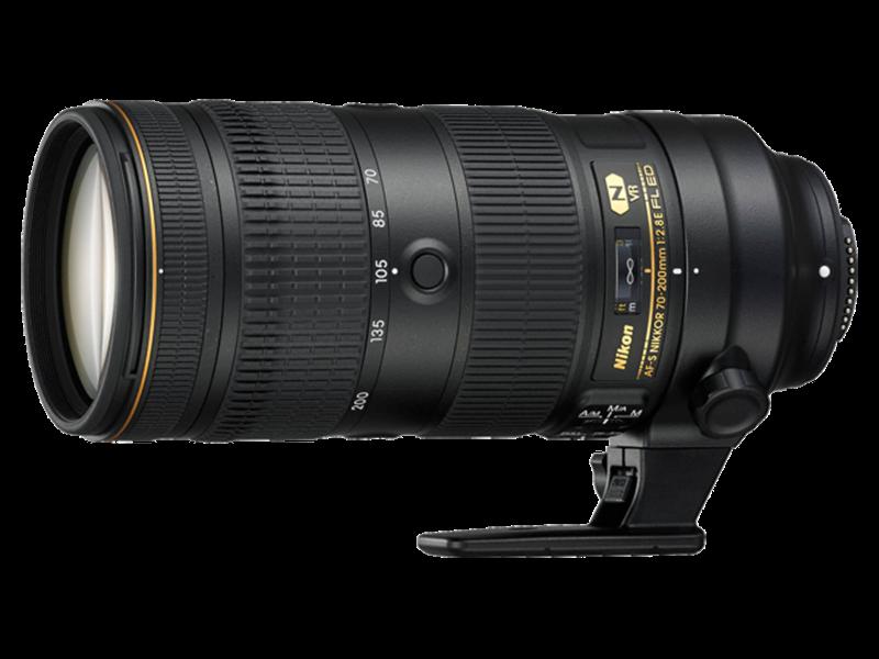 70-200mm f/2.8E FL ED VR AF-S NIKKOR imagine 2021