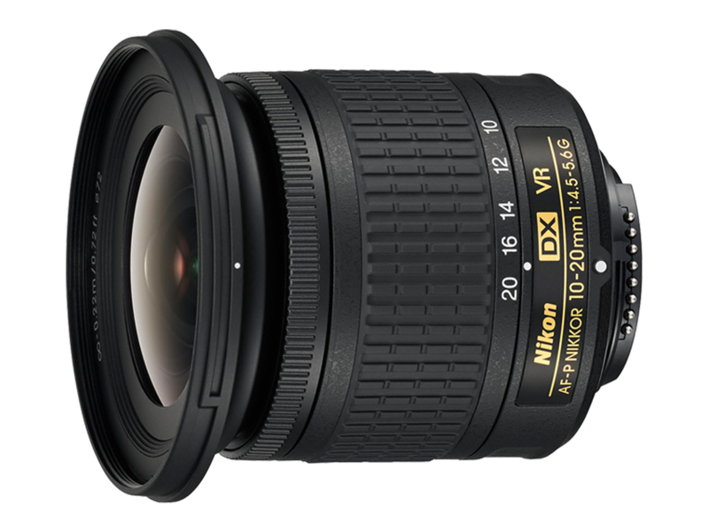 Imagine 10 20mm F4.5 5.6g Af p Dx Vr Nikkor