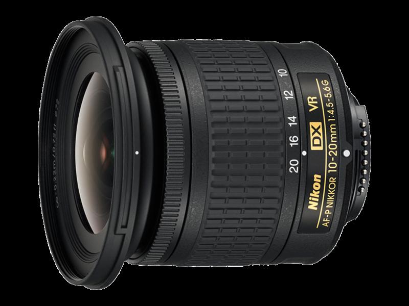 10-20mm f/4.5-5.6G VR NIKKOR