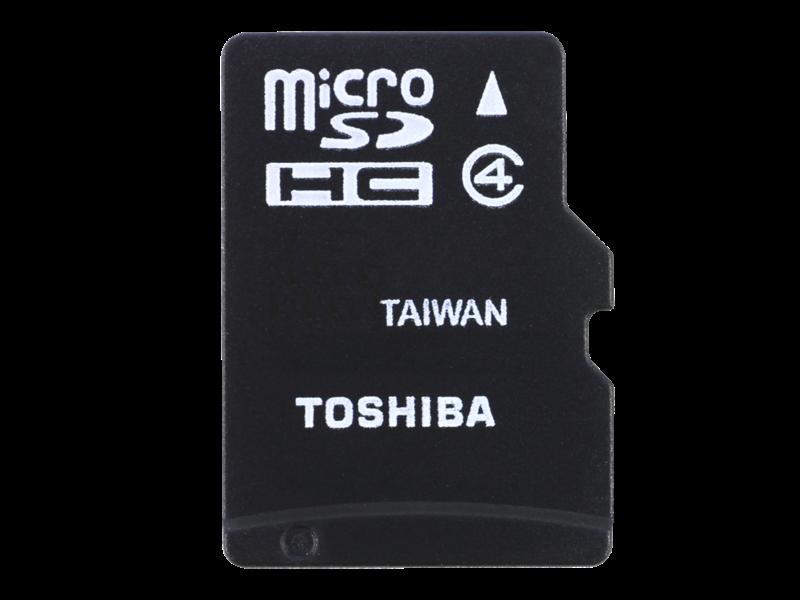 M102 32GB microSD Cls4 + adapter