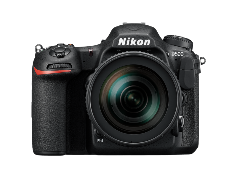 D500 Kit 16-80mm VR