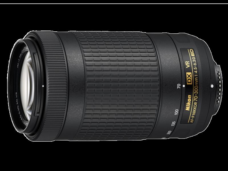 70-300mm f/4.5-6.3G ED VR AF-P DX NIKKOR imagine 2021