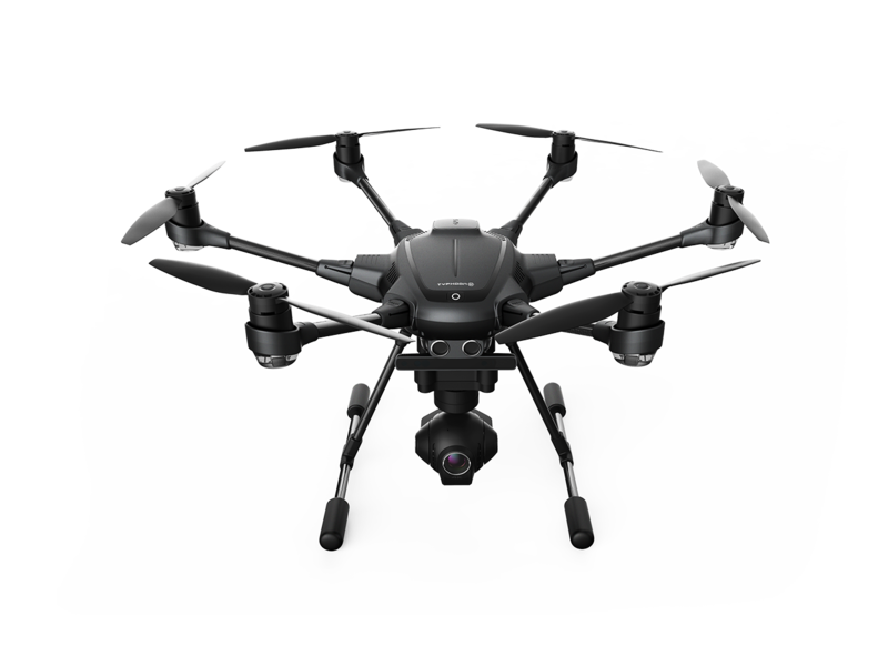 Typhoon H Hexacopter RealSense Pack imagine 2021