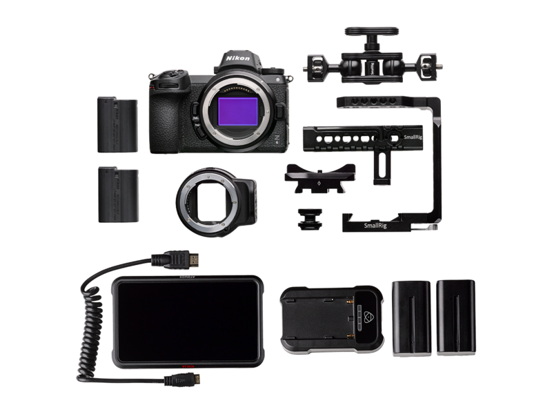Z6 Essential Movie Kit