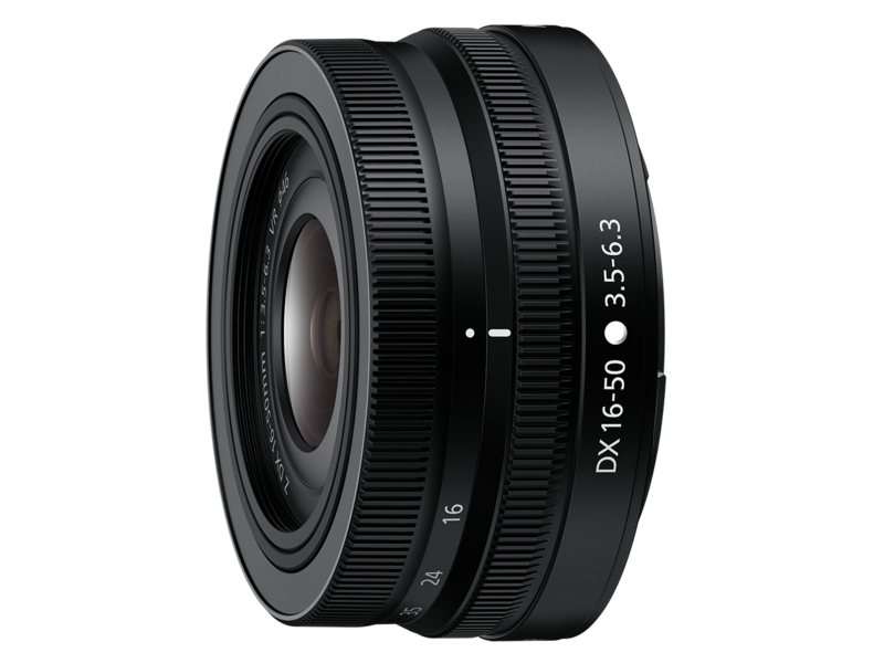 Z DX 16-50mm f/3.5-6.3 VR NIKKOR