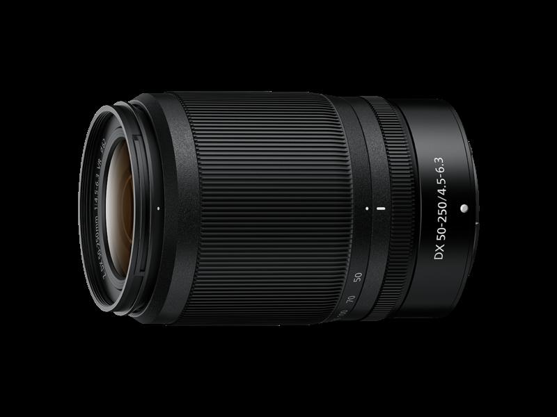 Z DX 50-250mm f/4.5-6.3 VR NIKKOR imagine 2021