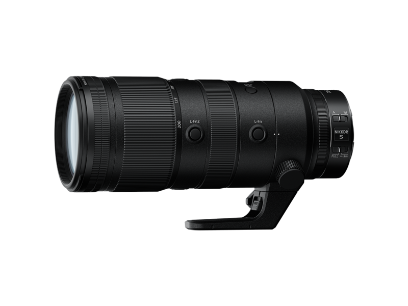 Z 70-200mm f/2.8 VR S NIKKOR imagine 2021