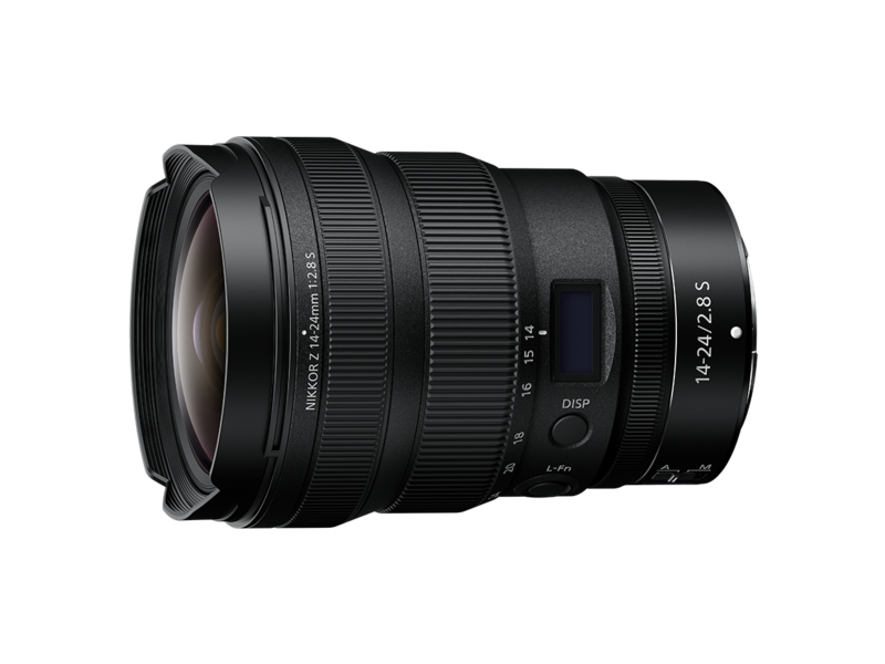 Z 14-24mm f/2.8 S NIKKOR imagine 2021